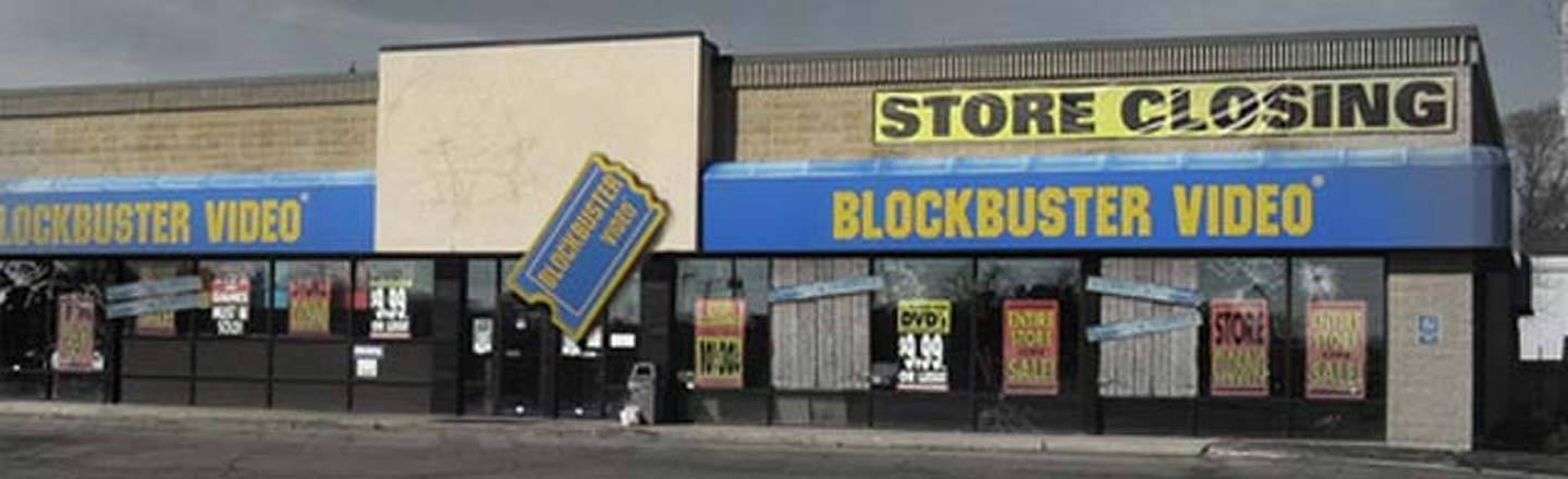 5 Apocalyptic Realities Working At A Modern Day Blockbuster