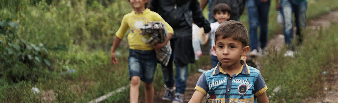 We Met Syria's War Refugees: 7 Awful Things They Told Us