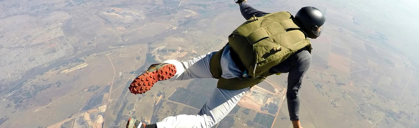 I Fell 14,000 Feet In A Skydiving Accident (And Didn't Die)