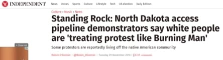 5 New Tactics In Civil Disobedience, Taught By Standing Rock