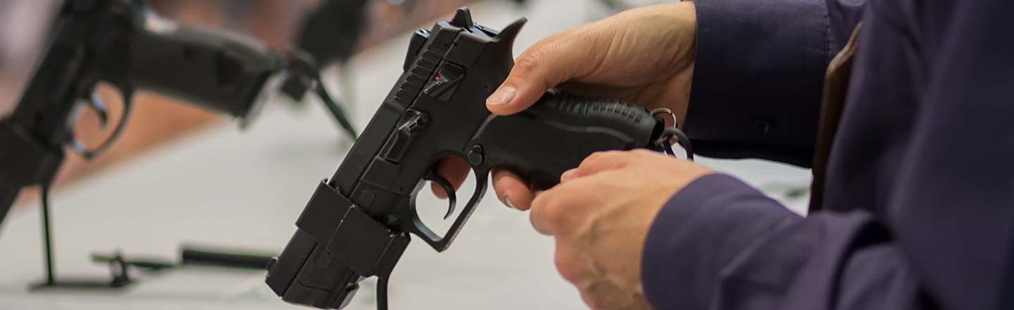 4 Things You Learn Behind The Counter Of A Gun Store