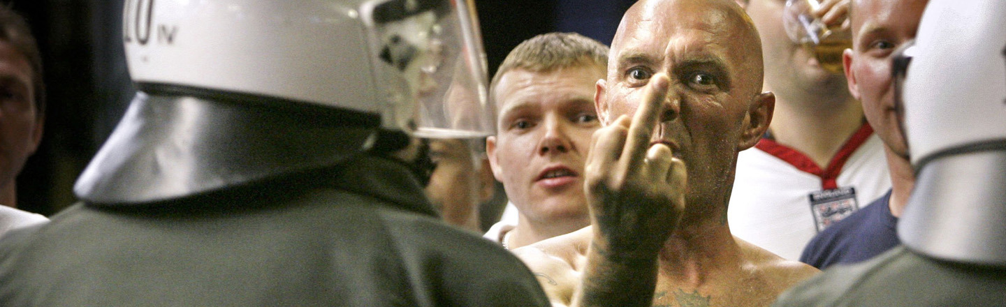 Drugs, Violence, And Soccer: 6 Realities Of Hooliganism