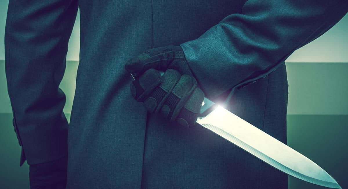 6 Scary Realities Of Working With Actual Psychopaths | Cracked com