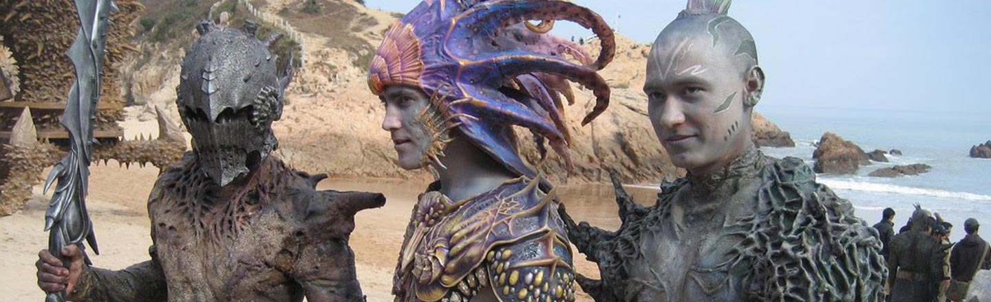 When A Chinese Billionaire Tries To Film An Avatar Knockoff