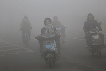 5 Realities Of Smog So Bad It Blots Out The Sun