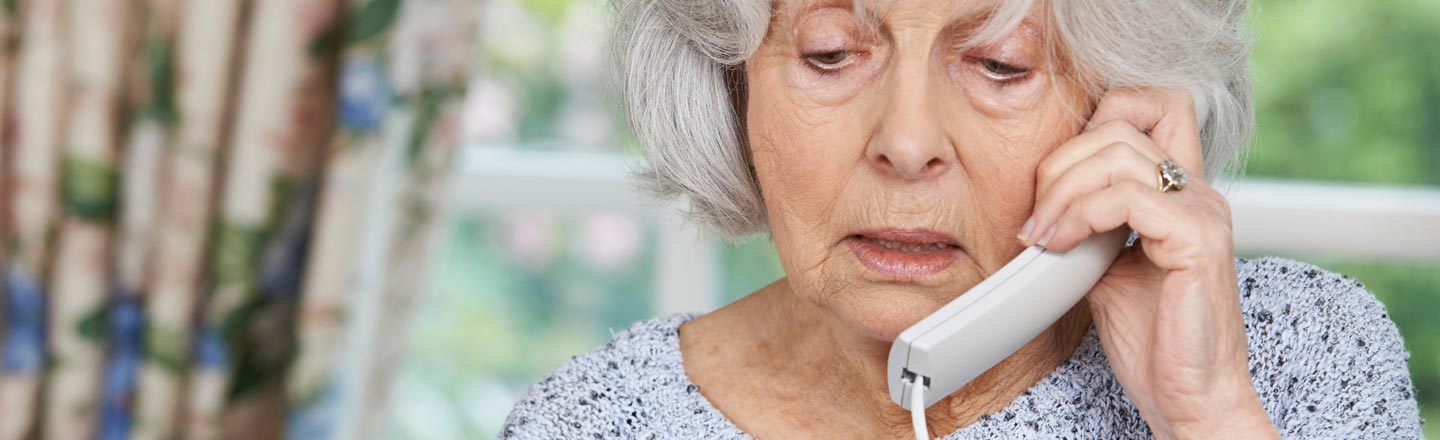 How Shady Tech Support Schemes Are Scamming Old People