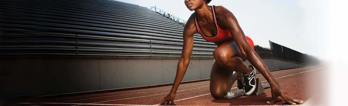 You Can't Help Fallen Runners: 6 Realities Of Track Athletes