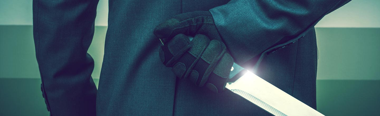 6 Scary Realities Of Working With Actual Psychopaths