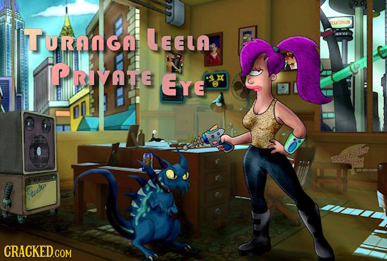 TURANGA LEELA PRivate EYe Reckates Oc eals CRACKED GOM