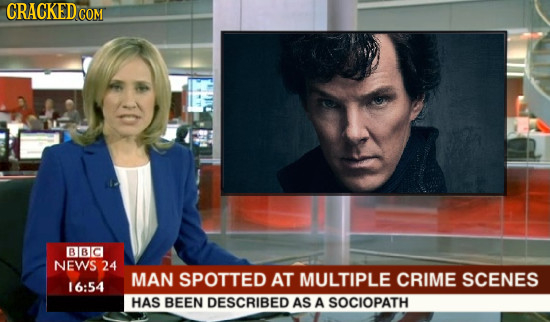 BBC NEWS 24 MAN SPOTTED AT MULTIPLE CRIME SCENES 16:54 HAS BEEN DESCRIBED AS A SOCIOPATH
