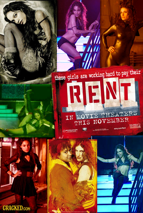 hard to pay their these girls are working RENT MOVIE THEATERS IN THIS NOVEMBER sony: Rent REVOLUTION 10 CRACKED.COM