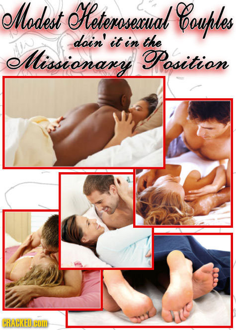 Modest Heterosesuat Bouples doin' it in the Missionary Position CRACKEDCOD
