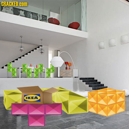 CRACKED.cOM IKEA