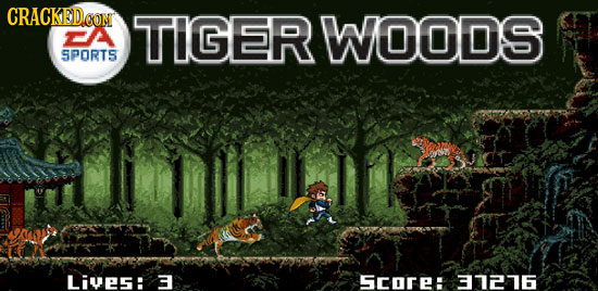 If 22 Famous Video Game Titles Were Taken Literally
