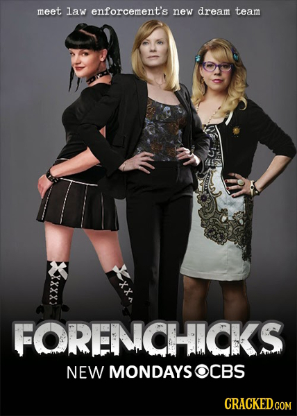 meet law enforcement's new dream team XXXX FORENCHICKS NEW MONDAYS OCBS CRACKED.COM