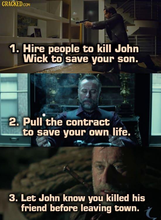 25 Ridiculous Plans That Only Make Sense To Villains