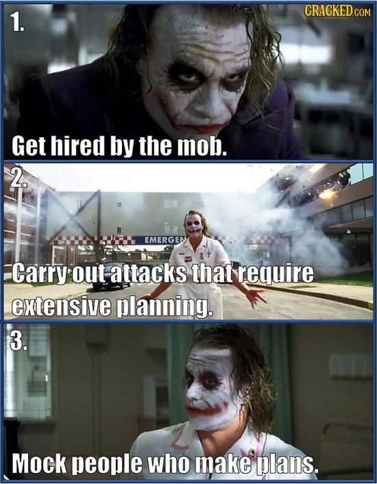 25 Villains Whose Plans Are Ridiculous
