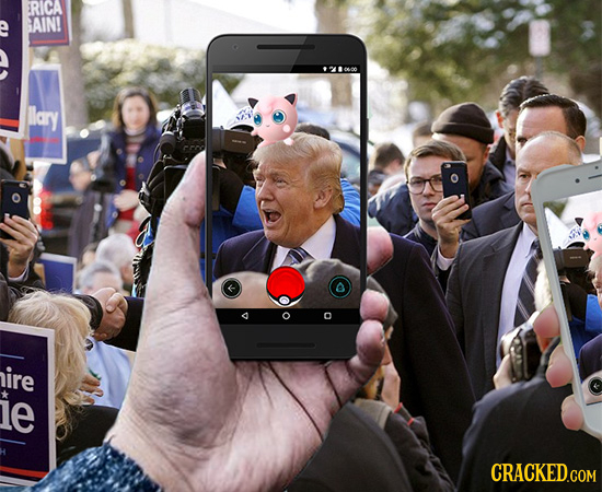The 16 Most Awkward Pokemon Go Moments Possible