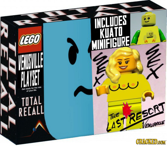 35 LEGO Playsets Too Awesome to Exist