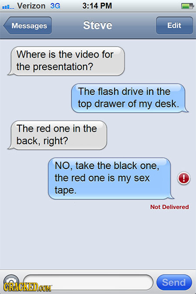 The 18 Most Disastrous Missed Text Messages Possible
