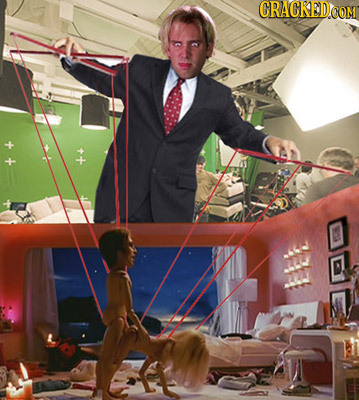14 Awkward Moments Behind the Scenes of Famous Movies