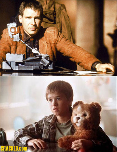 Movie Character Crossovers Too Awesome to Actually Happen