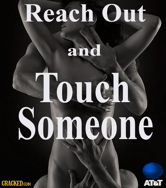 Reach Out and Touch Someone CRACKED.COM AT&T