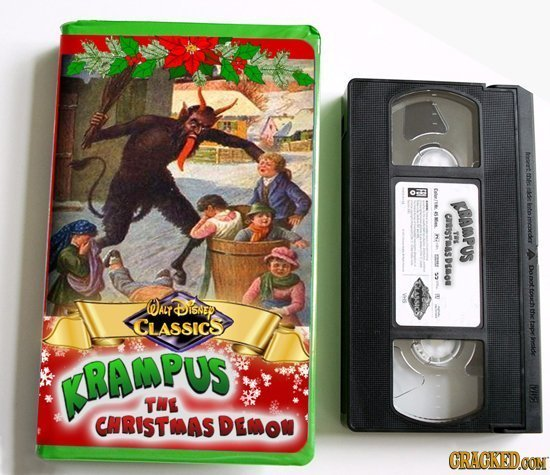 The 17 Worst Christmas Specials Possible