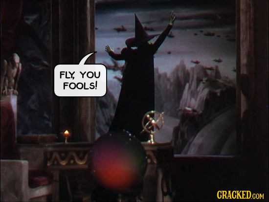 FLY, YOU FOOLS! PAA CRACKED.COM