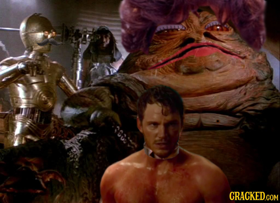 25 Scenes You Secretly Hope Are In the New Star Wars