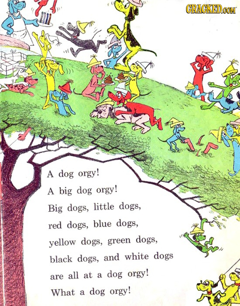 The 30 Most Inappropriate Children's Books Possible