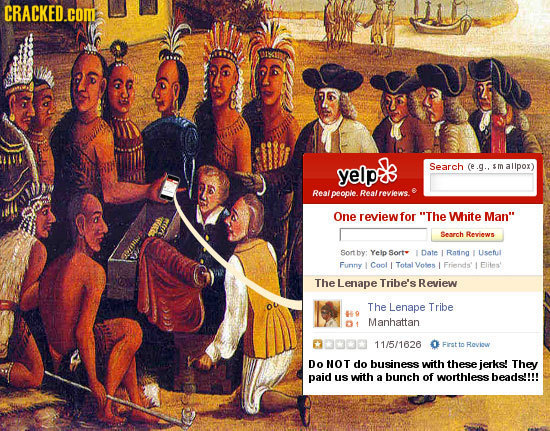 15 Important Moments in History (If Social Media Was Around)