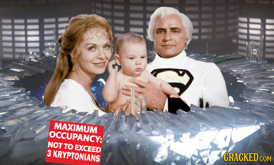 MAXIMUM OCCUPANCY: NOT TO EXCEED 3KRYPTONIANS CRACKED COM