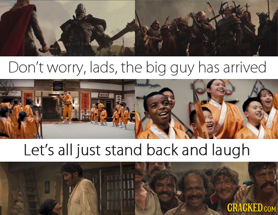20 Weird Rules That Only Exist in Movie Universes