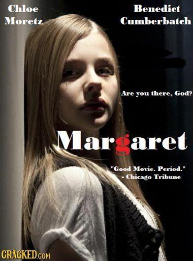 Chloe Benedict Moretz Cumberbateh Are you there, God? Margaret Good Movie. Period. - Chicago Tribune