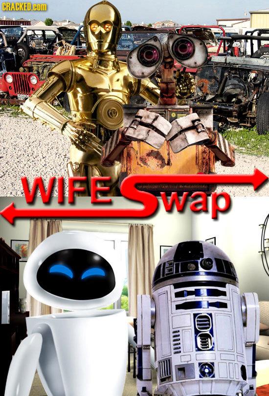 CRACKED.C com WIFE Swap wap