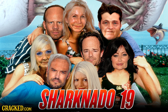 SHARKNADO 19 CRACKED.COM