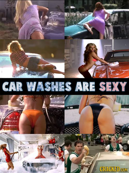 CAR WASHES ARE SEXY CRACKEDCON