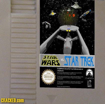 19 Awesome Old School Video Games (That Should Have Existed)