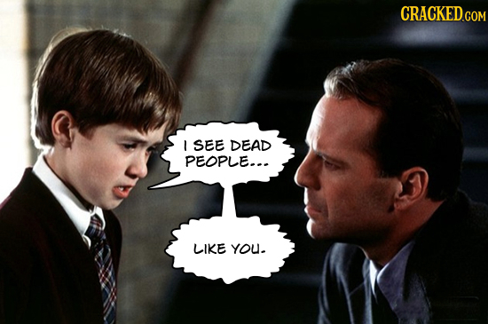 27 Famous Movie Plots Solved With One Line of Dialogue