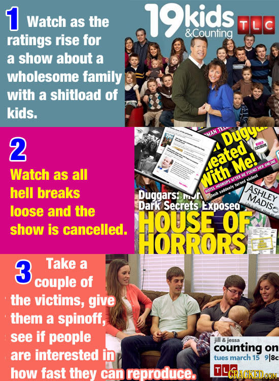 Here's Why Spinoff TV Shows Are Formulaic Garbage