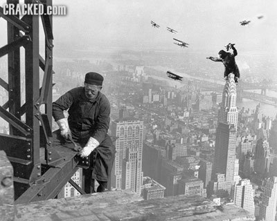 If Famous Photographs Were Off By a Second