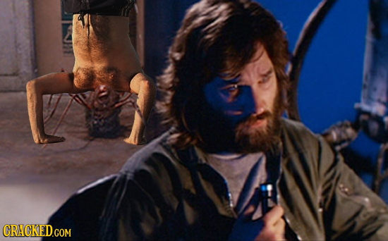 24 Famous Movie Roles Before They Added CGI