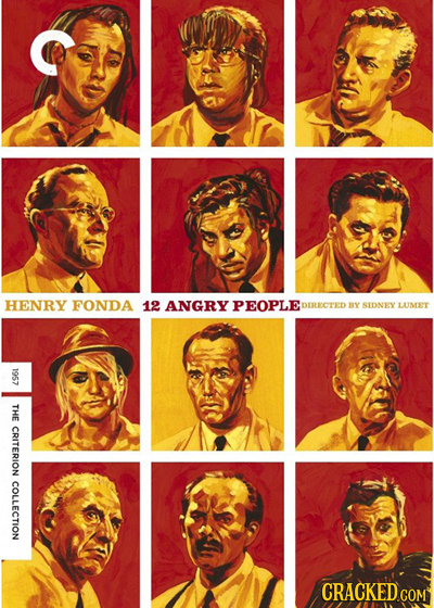HENRY FONDA 12 ANGRY PEOPLE DIORECTED BY SIDNEY LUMET 1957 THE CRITERION COLLECTION