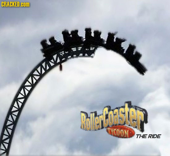 If Theme Parks Just Didn't Give a F#@k