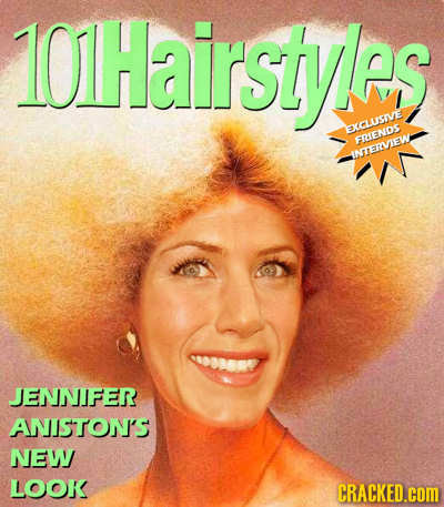 101Hairstyas IEXCLUSIVE FRIENDS INTERVIEW JENNNIFER ANISTON'S NEW LOOK CRACKED.cOM