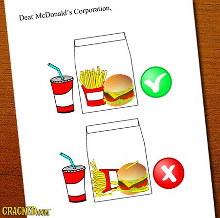 Corporation, Dear MeDonald's X CRACKED.CON