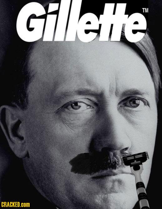 Gillete TM CRACKED.COM