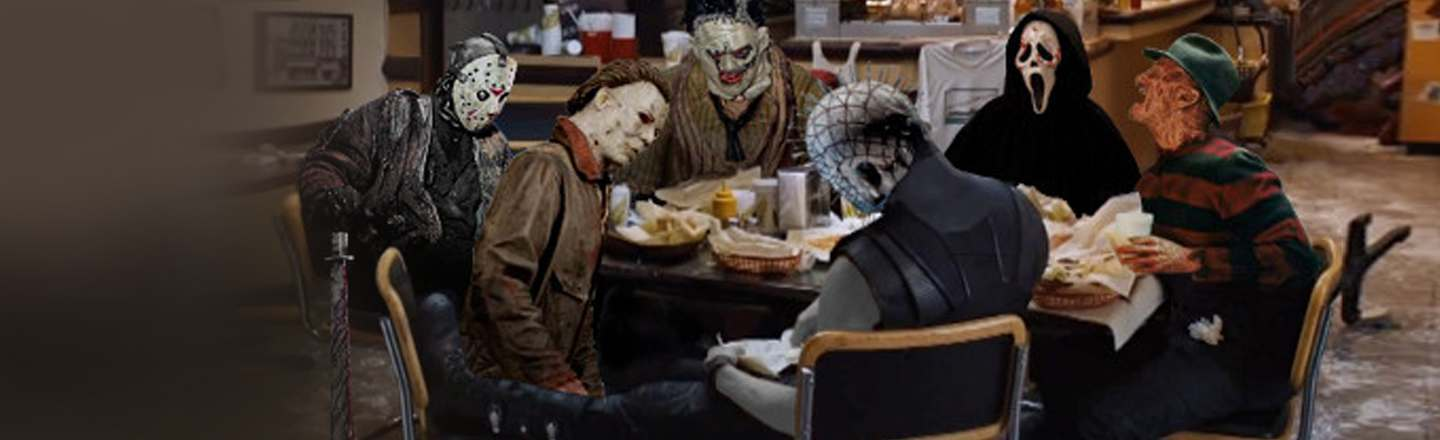 The Unseen Aftermath Of Famous Horror Movies