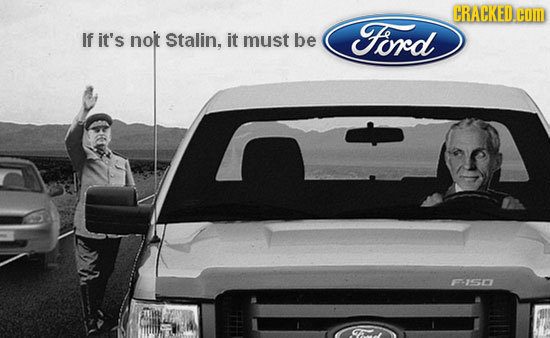 If Historical Figures Endorsed Modern Products